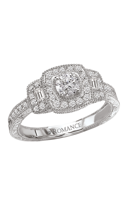 Romance Engagement Rings 118175-033S product image