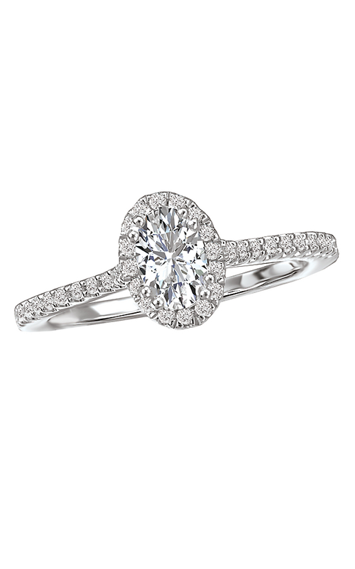 Romance Engagement Rings 118281-040S product image