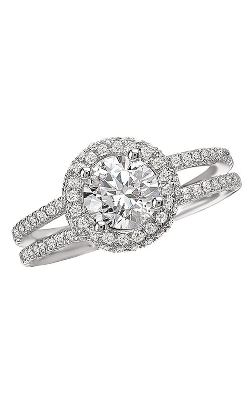 Romance Engagement Rings 118105-040C product image