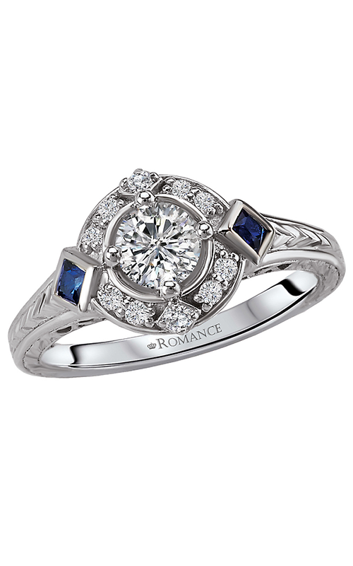 Romance Engagement Rings 118292-040C product image