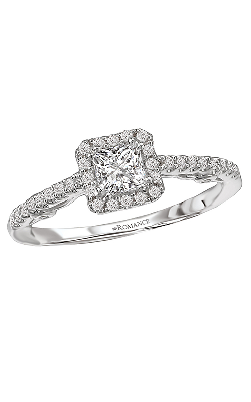 Romance Engagement Rings 118309-040C product image