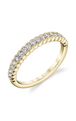 Sylvie Wedding Bands Wedding band B0010 YELLOW product image