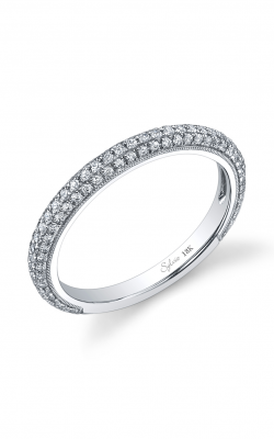 Sylvie Wedding Bands Wedding band BSY090 product image