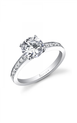 Sylvie Sidestone Engagement ring, SY433-0023/A8W product image