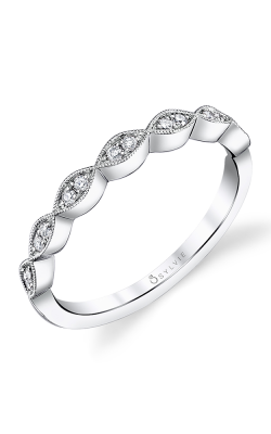 Sylvie Wedding Bands Wedding band B0009-0010/D4W product image