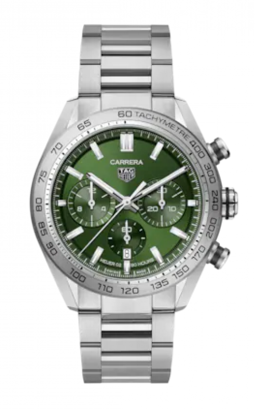 TAG Heuer Automatic Chronograph CBN2A10.BA0643