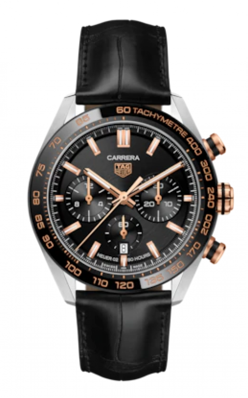TAG Heuer Automatic Chronograph CBN2A5A.FC6481