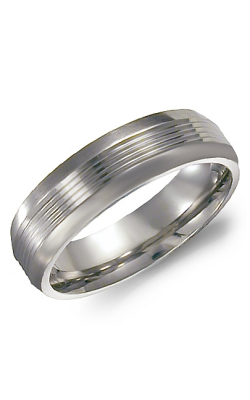 Torque Men's Wedding Band TI-0014 product image