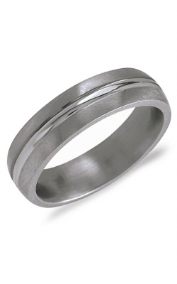 Torque Men's Wedding Band TI-0036 product image