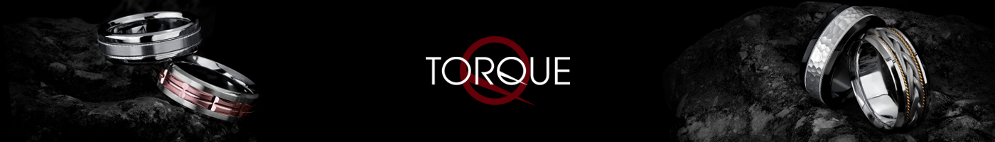 Torque Wedding Bands