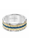 Triton Rogue Wedding Band 11-6016WCYBU-G