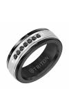 Triton Stone Wedding Band 22-2412BCW8-G