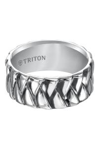 Triton Sterling Silver 11-4924SV-G