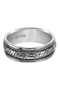 Triton Sterling Silver 11-4926SV-G