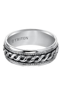 Triton Sterling Silver 11-4930SV-G