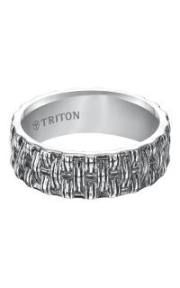Triton Sterling Silver 11-4931SV-G