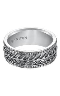 Triton Sterling Silver 11-4933SV-G