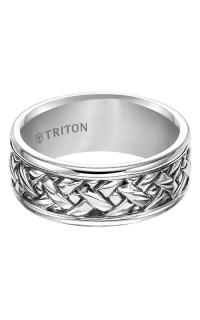 Triton Sterling Silver 11-4935SV-G