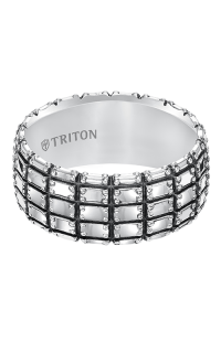 Triton Sterling Silver 11-5273SV-G