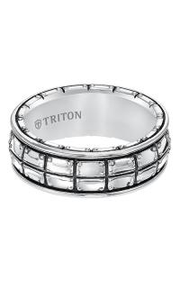 Triton Sterling Silver 11-5274SV-G