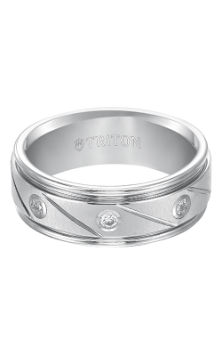 Triton Tungsten Carbide Wedding band 22-4627HC product image