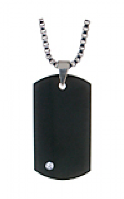 Triton Dog Tag Necklace 67-2778C product image
