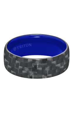 Triton Tungsten Air Wedding Band 11-5625TTJ-G