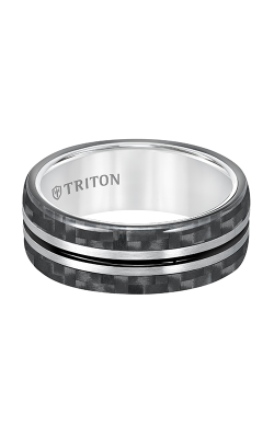 Triton Tungsten Air Wedding Band 11-5809THK-G product image