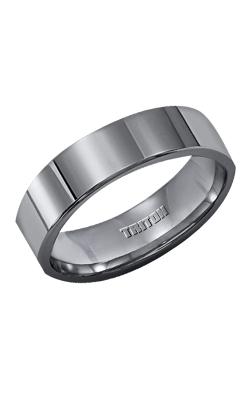 Triton Tungsten Carbide Wedding Band 11-2143C-G product image