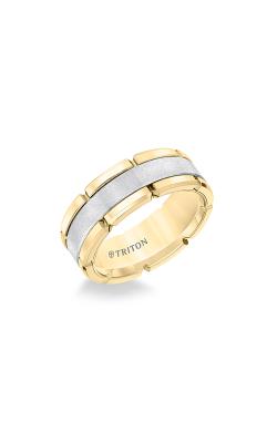 Triton Ride Wedding Band 11-5252YHC-G