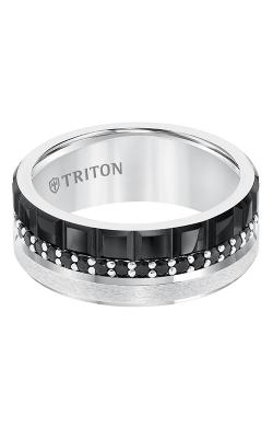 Triton Tungsten Carbide Wedding Band 22-5457C100-G product image