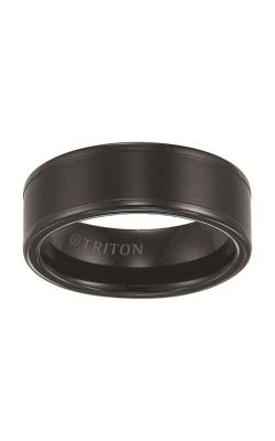 Triton Engraved Wedding Band 11-2118BC-G product image