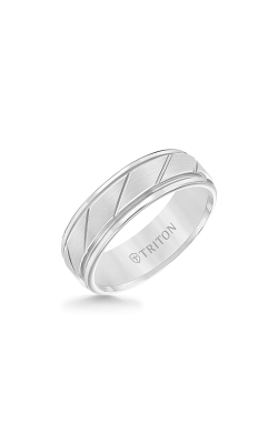 Triton Carved Wedding Band 11-2215HC-G