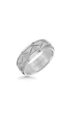 Triton Carved Wedding Band 11-2892C-G