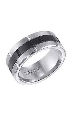 Triton Engraved Wedding Band 11-4321MC-G product image