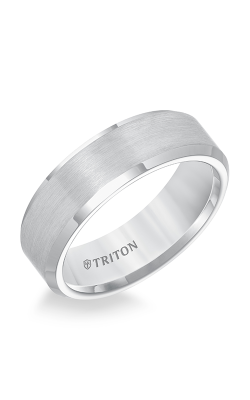 Triton Tungsten Air Wedding Band 11-5572C7-G