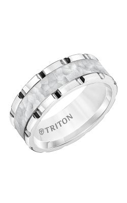 Triton Tungsten Air Wedding Band 11-5937HC8-G product image