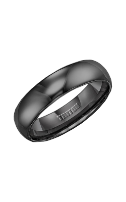 Triton Tungsten Carbide Domed Band 11-2134BC-G product image