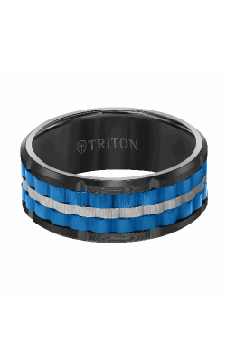 Triton Rogue Wedding Band 11-6016BCBUW-G