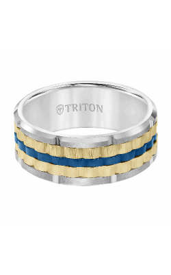 Triton Rogue Wedding Band 11-6016WCYBU-G