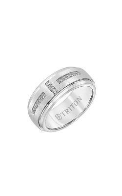Triton Stone Wedding Band 22-6089WCS-G