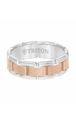Triton Ride Wedding Band 11-6093WR7-G