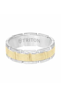 Triton Ride Wedding Band 11-6093WY7-G