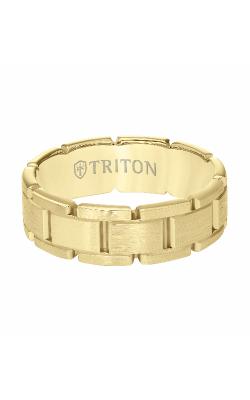 Triton Ride Wedding Band 11-6093Y7-G