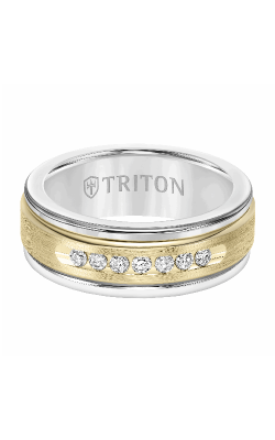 Triton Stone Wedding Band 22-2412WCY8-G