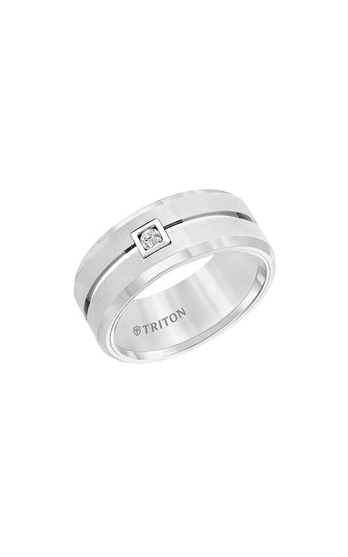 Triton Tungsten Carbide Wedding Band 22-4629HC product image