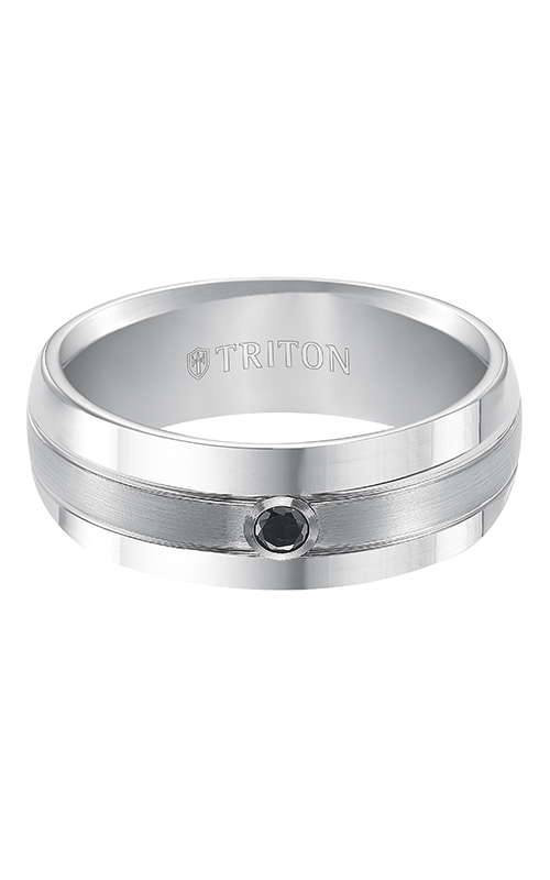 Triton Tungsten Carbide Wedding Band  22-4632HC product image