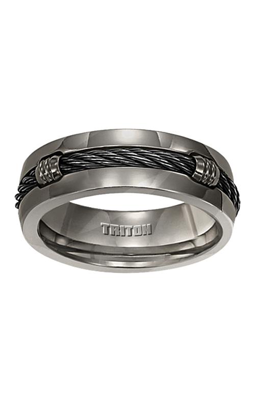 Triton Titanium Wedding Band 11-2062T product image