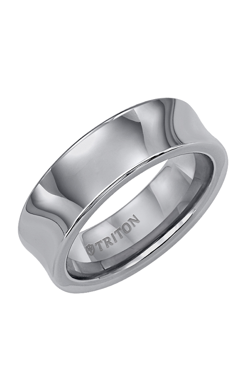 Triton Tungsten Carbide Wedding Band 11-2094C product image