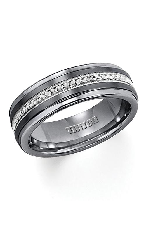 Triton Tungsten Carbide Wedding Band 11-2225SC product image